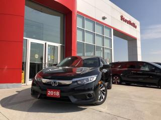 Used 2018 Honda Civic SE for sale in Whitchurch-Stouffville, ON