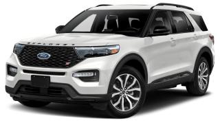 New 2020 Ford Explorer ST for sale in Tilbury, ON