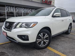 Used 2017 Nissan Pathfinder SL for sale in Chatham, ON