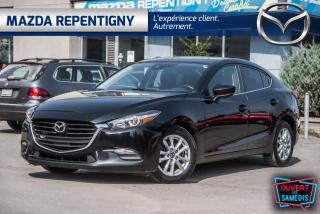 Used 2018 Mazda MAZDA3 GS AUTO GPS DÉM.DIST SIEGES CHAUF. 55.17 for sale in Repentigny, QC