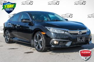 Used 2017 Honda Civic Touring VERY CLEAN LOW MILEAGE CAR for sale in Innisfil, ON