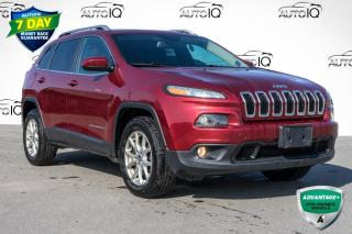 Used 2014 Jeep Cherokee North VERY CLEAN LOW MILEAGE CAR for sale in Innisfil, ON