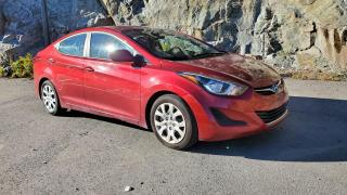 Used 2016 Hyundai Elantra GL for sale in Sudbury, ON