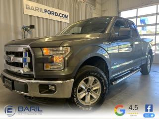 Used 2017 Ford F-150 XLT cabine simple 2RM 122,5 po for sale in St-Hyacinthe, QC