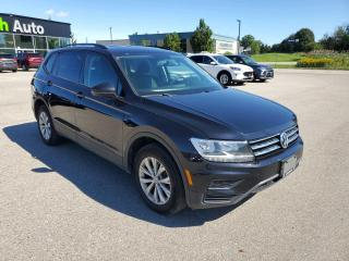 Used 2019 Volkswagen Tiguan Trendline 1 OWNER, Apple CarPlay, Heated Seats, B/U Cam! for sale in Ingersoll, ON
