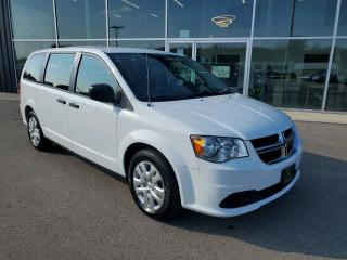 Used 2019 Dodge Grand Caravan CVP/SXT LOW KILOMETRES, Backup Cam, Dual Climate! for sale in Ingersoll, ON