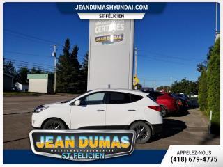 Used 2015 Hyundai Tucson MODÈLE GLS AWD TOIT PANORAMIQUE SIÈGES C for sale in St-Félicien, QC