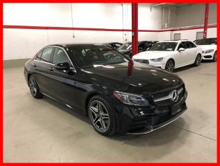 Used 2019 Mercedes-Benz C-Class C300 4MATIC PREMIUM PLUS TECHNOLOGY SPORT for sale in Vaughan, ON