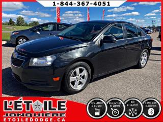 Used 2012 Chevrolet Cruze LT Turbo for sale in Jonquière, QC