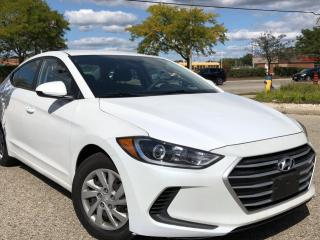 Used 2017 Hyundai Elantra 4dr Sdn Man L for sale in Waterloo, ON