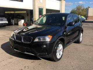 Used 2013 BMW X3 AWD 4dr 28i for sale in Caledon, ON