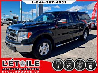 Used 2013 Ford F-150 Cabine Super 4x4 XL for sale in Jonquière, QC