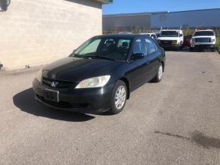 Used 2004 Honda Civic Sdn 4dr Sdn LX Auto for sale in Caledon, ON