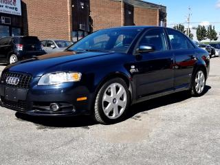 Used 2007 Audi A4 2007 4dr Sdn Auto 2.0T quattro for sale in Kitchener, ON
