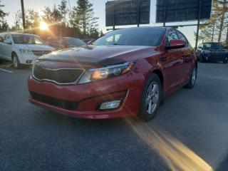 Used 2015 Kia Optima *LX*AIR*SIEGE*BLUETOOTH for sale in Québec, QC