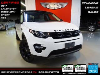 Used 2017 Land Rover Discovery Sport HSE | CERTIFIED | NAVI | CERTIFIED | FINANCE | 9055478778 for sale in Oakville, ON