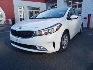 Used 2017 Kia Forte *LX+*AIR*CAMERA*BLUETOOTH* for sale in Québec, QC