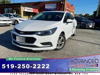 Used 2017 Chevrolet Cruze LT for sale in Windsor, ON