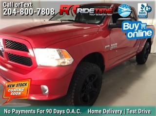 Used 2017 RAM 1500 Express for sale in Winnipeg, MB