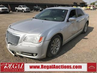 Used 2012 Chrysler 300 C 4D Sedan RWD 5.7L for sale in Calgary, AB