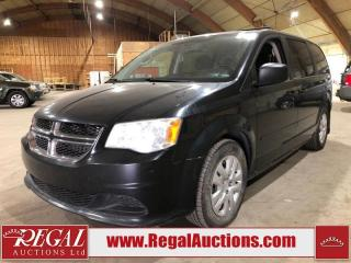 Used 2013 Dodge Grand Caravan Wagon for sale in Calgary, AB