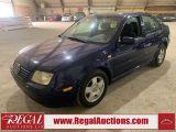 Photo of Blue 2001 Volkswagen Jetta