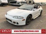 Photo of White 1999 Mitsubishi ECLIPSE  2D CONVERTIBLE