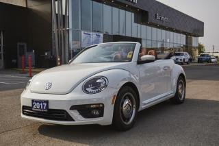 Used 2017 Volkswagen Beetle | LOW KMS | ONE OWNER | TEST DRIVE AVAILABLE | for sale in Burlington, ON