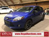 Photo of Blue 2013 Ford Focus
