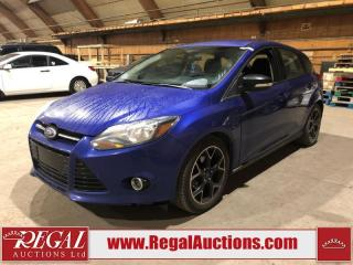 Used 2013 Ford Focus SE 5D Hatchback for sale in Calgary, AB