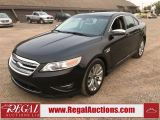 Photo of Black 2010 Ford Taurus