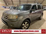 Photo of Grey 2009 Honda Pilot