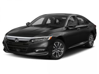 New 2020 Honda Accord TOURING HYBRID for sale in Winnipeg, MB