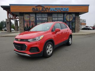 Used 2017 Chevrolet Trax LT - Back-Up Camera, Satellite Radio, Bluetooth for sale in Courtenay, BC