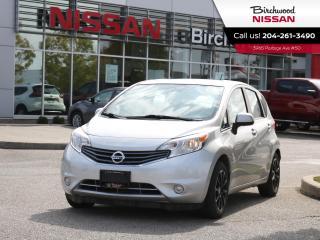 Used 2014 Nissan Versa Note SV Winter Tire PKG inc. for sale in Winnipeg, MB