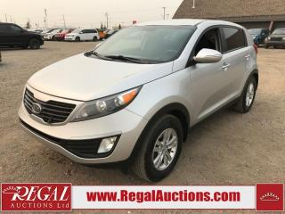Used 2012 Kia Sportage LX 4D SPORT UTILITY 2WD for sale in Calgary, AB