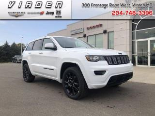 New 2020 Jeep Grand Cherokee Altitude for sale in Virden, MB