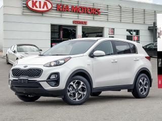 New 2021 Kia Sportage LX AWD *Android Auto/ Apple CarPlay! for sale in Winnipeg, MB