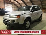 Photo of Silver 2003 Saturn Vue