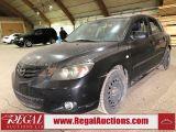 Photo of Black 2005 Mazda MAZDA3