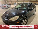 Photo of Black 2000 Ford FOCUS ZX3 2D HATCHBACK