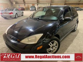 Used 2000 Ford FOCUS ZX3 2D HATCHBACK for sale in Calgary, AB