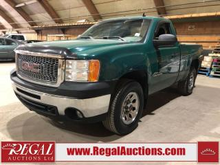 Used 2011 GMC Sierra 1500 WT 2D REG CAB 4WD for sale in Calgary, AB