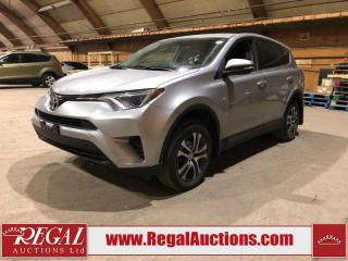 Used 2016 Toyota RAV4 LE 4D Utility AWD for sale in Calgary, AB