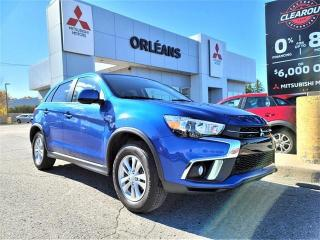 Used 2019 Mitsubishi RVR SE for sale in Orléans, ON