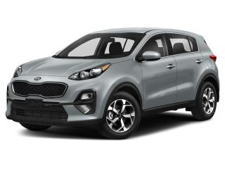 New 2021 Kia Sportage 2.4L LX AWD for sale in Coquitlam, BC