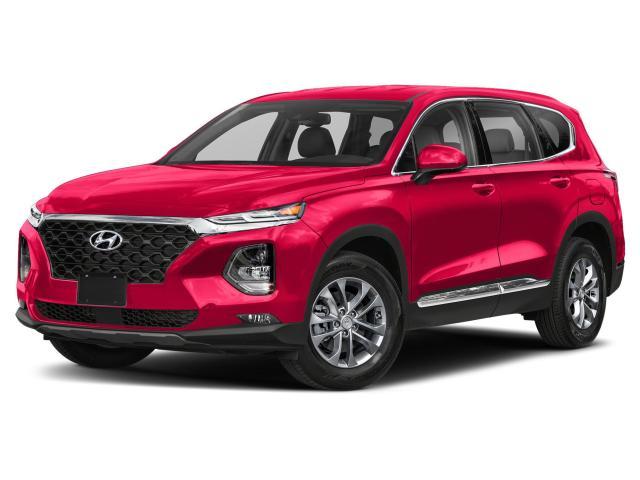 2020 Hyundai Santa Fe 2.0T Luxury AWD NO OPTIONS
