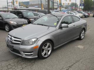 Used 2013 Mercedes-Benz C-Class C 250 for sale in Vancouver, BC