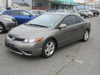 Used 2007 Honda Civic LX for sale in Vancouver, BC