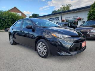 Used 2018 Toyota Corolla LE CVT for sale in Waterdown, ON
